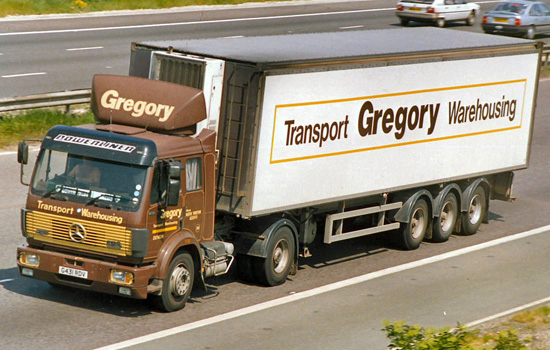 Gregory Distribution - Heritage and History