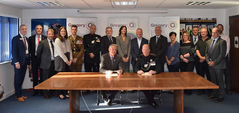 GDL supports Armed Forces