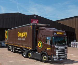 Gregory Distribution depots
