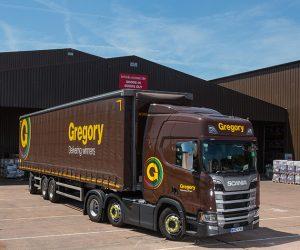 Gregory Distribution depots
