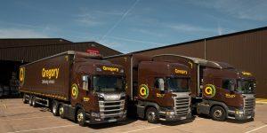 Gregory Distribution fleet